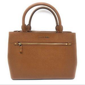 Michael a Kors Hailee Medium Satchel Luggage